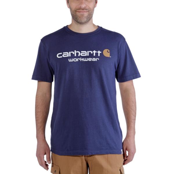 Carhartt - CORE LOGO T-SHIRT