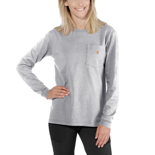 Carhartt - Workw Pocket L/S T-shirt