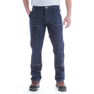 Carhartt - DOUBLE FRONT DUNGAREE JEANS