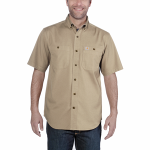 Carhartt - LW RIGBY SOLID S/S SHIRT