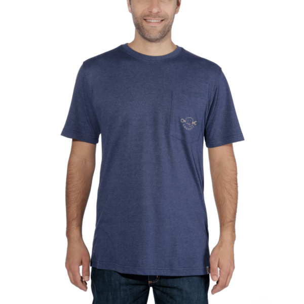 Carhartt - MADDOCK STRONG GRAPHIC S/S T-SHIRT