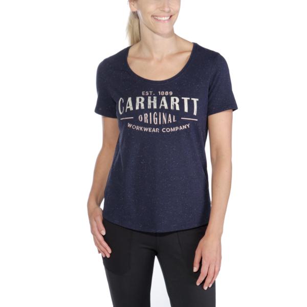 Carhartt - LOCKHART SCRIPT GRAPHIC T-SHIRT