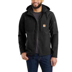 Carhartt - HOODED ROUGH CUT JACKET