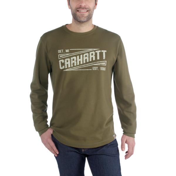 Carhartt - TILDEN GRAPHIC CREW