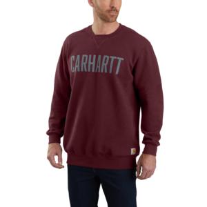 Carhartt - GRAPHIC CREWNECK SWEAT