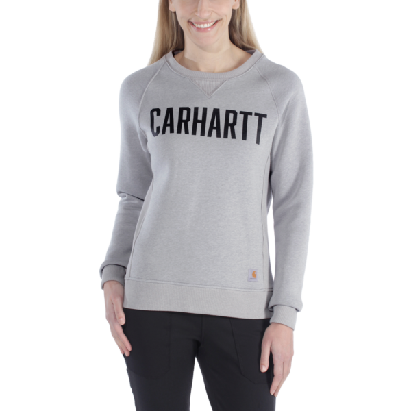 Carhartt - CLARKSBURG GRAPHIC CREWNECK