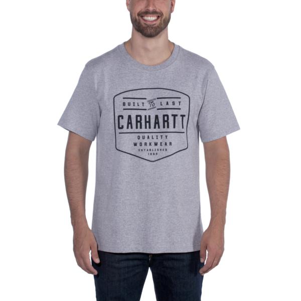 Carhartt - Build By Hand T-shirt S/S