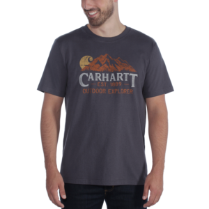 Carhartt - EXPLORER GRAPHIC T-SHIRT S/S