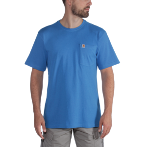 Carhartt - WARM WEATHER S/S POCKET T-SHIRT