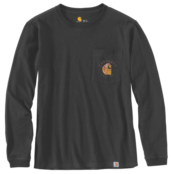 Carhartt - WORKW. GRAPHIC POCKET T-SHIRT