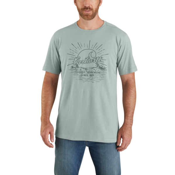 Carhartt - SOUTHERN WATER S/S GRAPHIC T-SHIRT