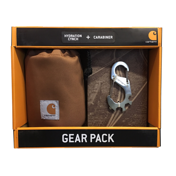 Carhartt - CARABINER AND CINCH PACK