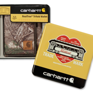 Carhartt - TRIFOLD REALTREE WALLET