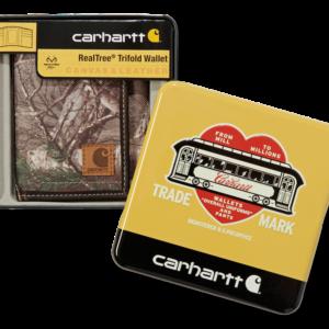 Carhartt - TRIFOLD REALTREE WALLET