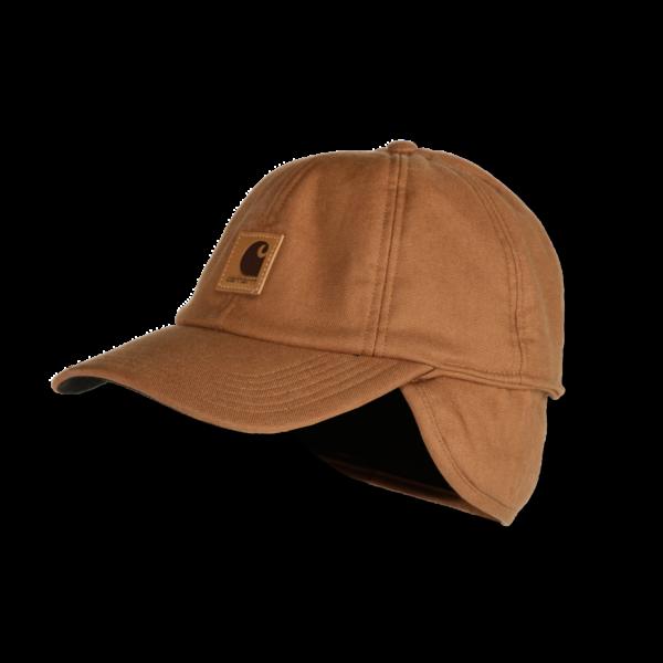 Carhartt - WORK FLEX EAR FLAP CAP