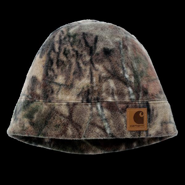 Carhartt - Camo Fleece Hat