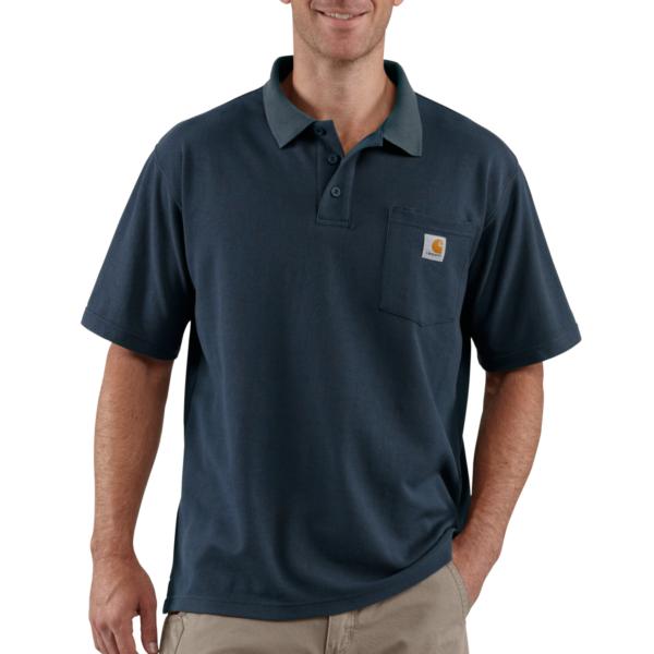 Carhartt - Work Pocket Polo S/S
