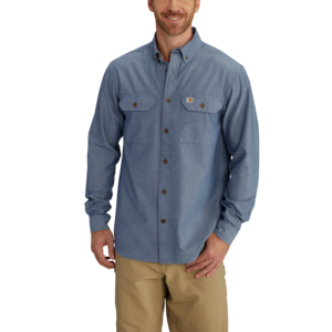 Carhartt - L/S FORT SOLID SHIRT