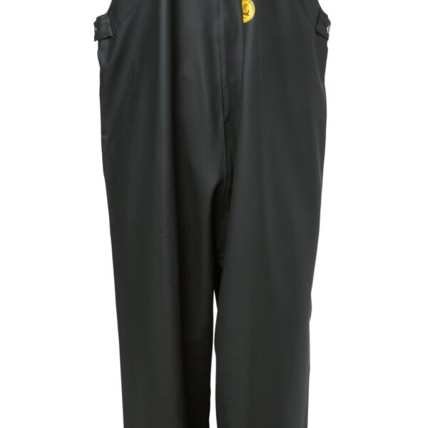 Viking Rubber - Bib trouser, Flex, Green R5