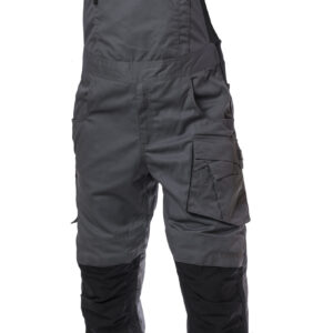 Viking Rubber - Bib trousers, EVOBASE, Dark Grey