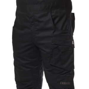Viking Rubber - Bib trousers, EVOBASE, Black
