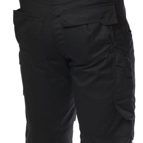 Viking Rubber - Bib trousers, EVOBASE, Black