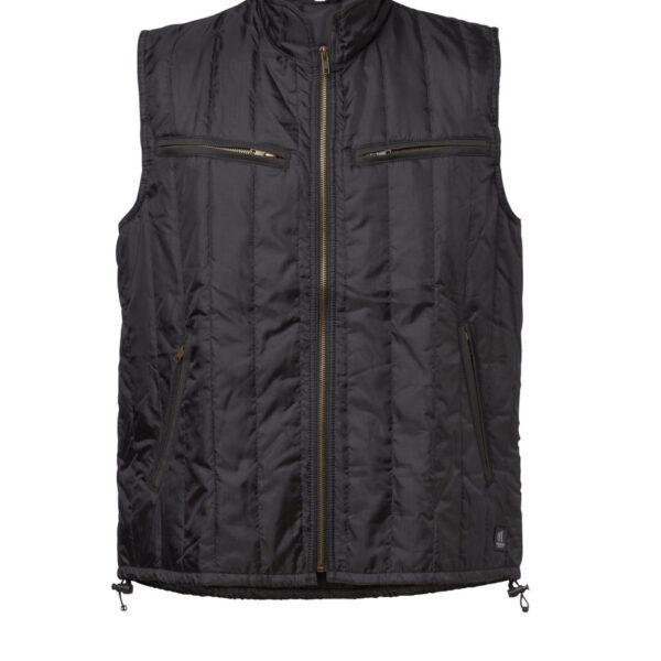 Viking Rubber - Thermal Vest, Black