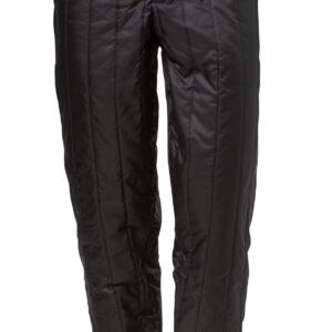 Viking Rubber - Thermal trouser m/Elastik, Black