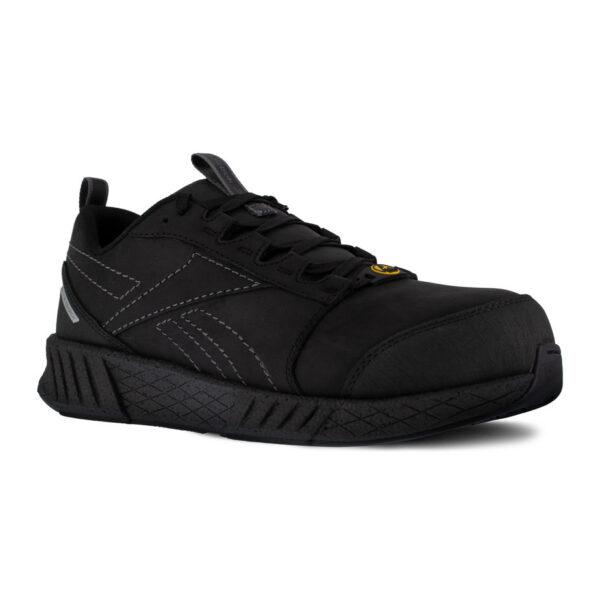 Reebok - Fusion Athletic Black sikkerhedssko