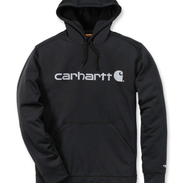 Carhartt - FORCE EXT.LOGO HOODED SWEATSHIRT