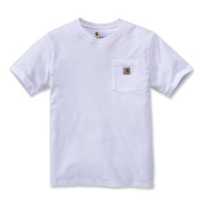 Carhartt - WORKWEAR POCKET S/S T-SHIRT HERRE