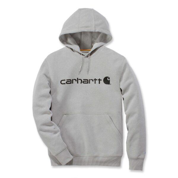 Carhartt - DELMONT GRAPHIC HOODED SWEATSHIRT