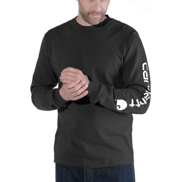 Carhartt - Sleeve Logo T-shirt L/S