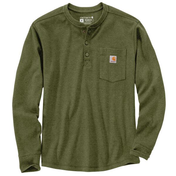 Carhartt - Henley Pocket Thermal L/S T-Shirt