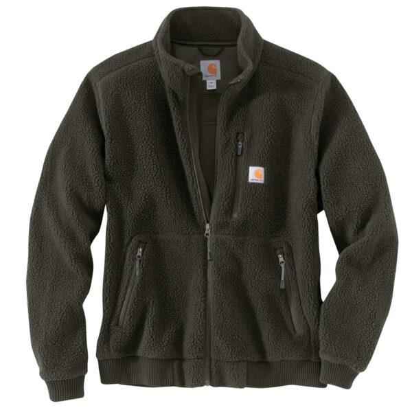 Carhartt - Relaxed Fit Fleece Jacket