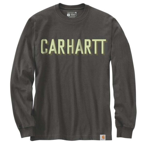 Carhartt - Workwear Logo L/S T-Shirt
