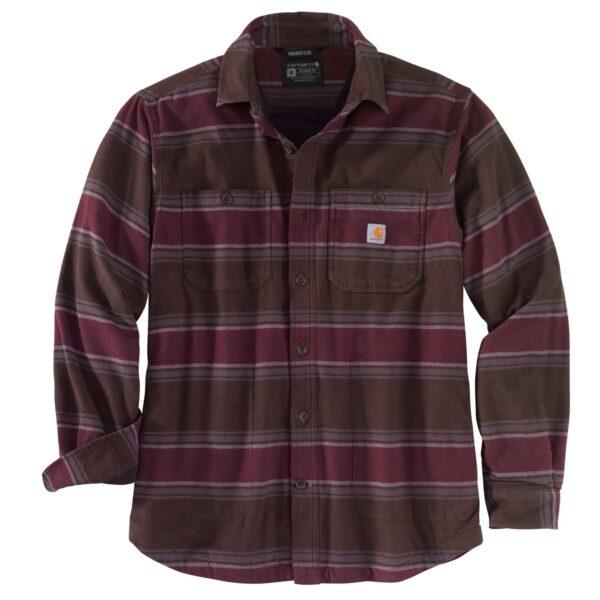 Carhartt - Hamilton Fleece Lined Shirt