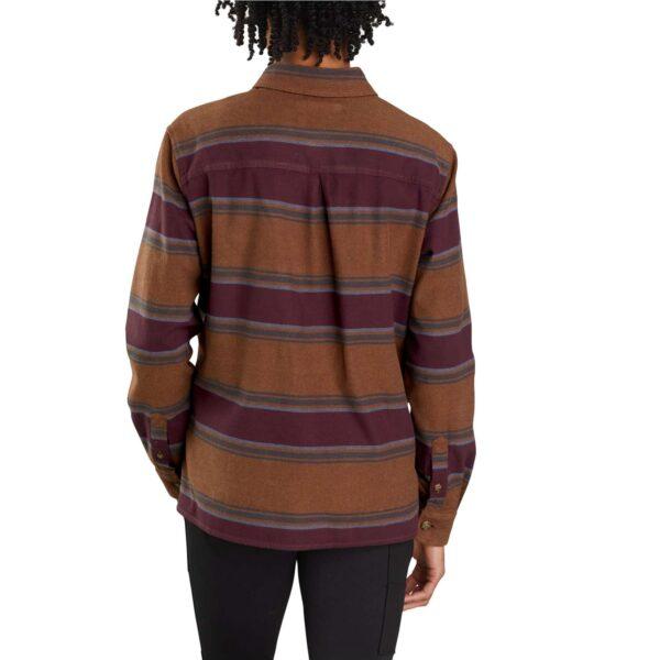 Carhartt - Rugged Flex Flannel, dameskjorte, langærmet