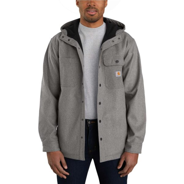 Carhartt - Wind & Rain Bonded Shirt Jac