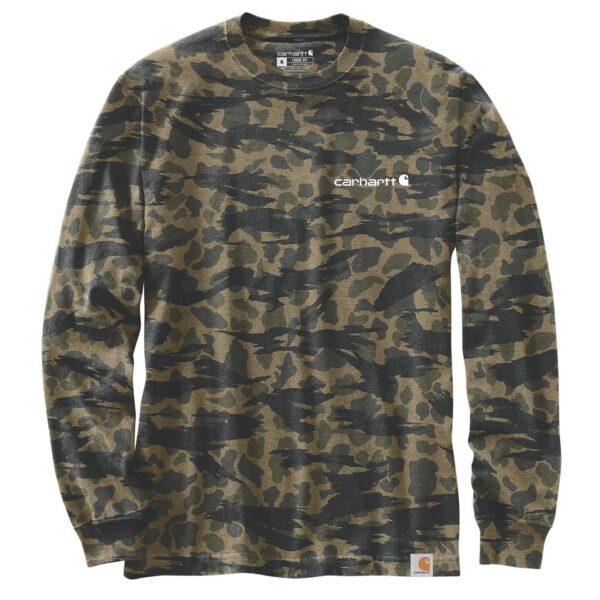 Carhartt - Workwear Graphic L/S T-Shirt