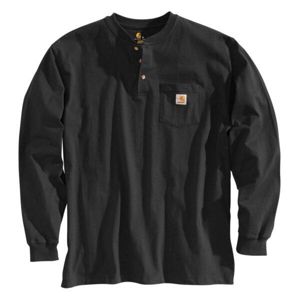 Carhartt - Workwear Pocket Henley L/S